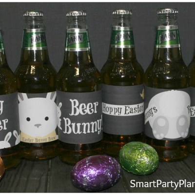 Easter Gift Beer Labels