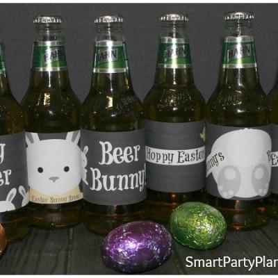 Easter Gift Beer Labels