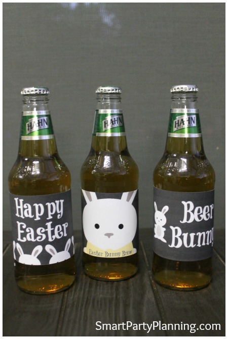Easter Beer Labels