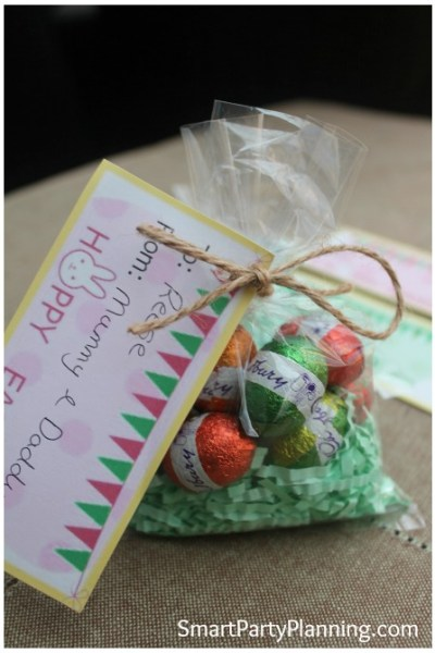 Free Easter tag