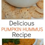 Delicious Pumpkin Hummus Recipe