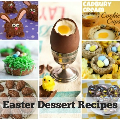 7 Easter Dessert Recipes