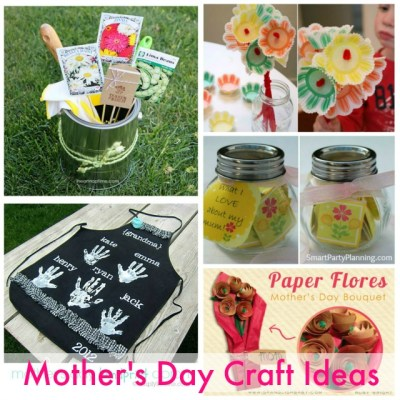 Mother's Day Craft Ideas