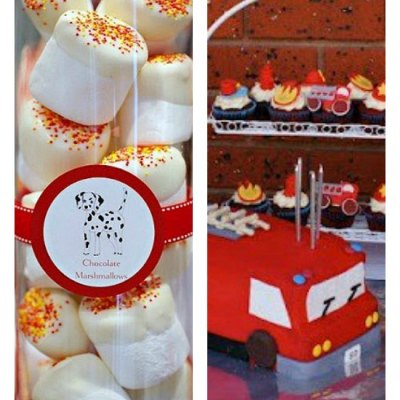 5 Easy Fireman Party Ideas that will Excite the Kids