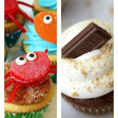 14 of the Best Easy Father's Day Cupcakes