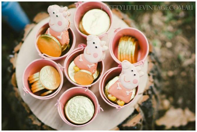 Peppa Pig Chocolate Coins