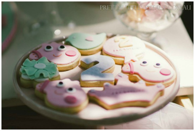 Peppa Pig Cookies