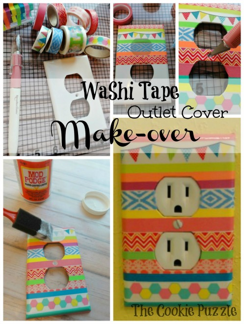 Washi Tape Outlet Make Over