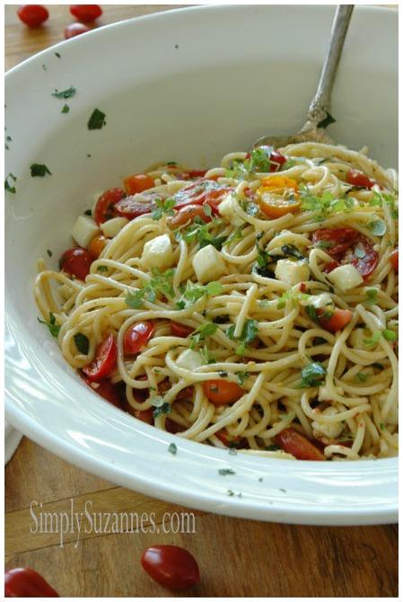 summertime pasta