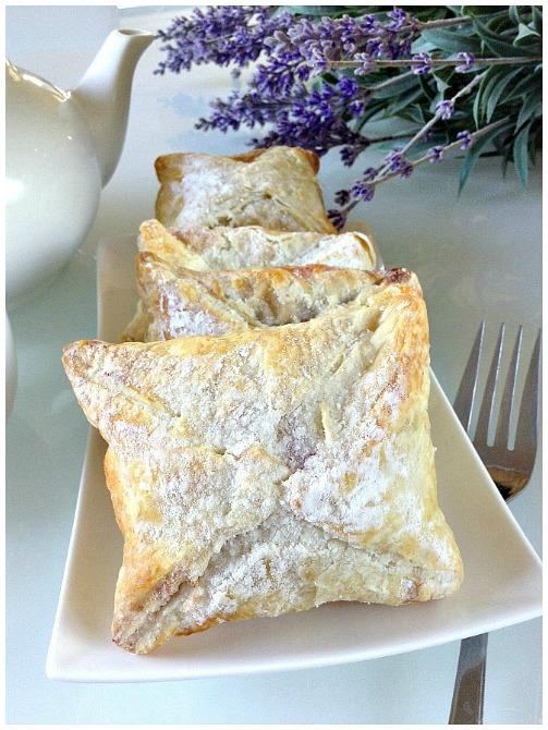 Blueberry Danish Pastry Recipe