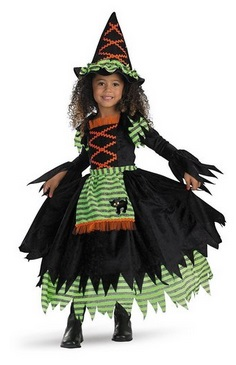 Storybook Witches Costume