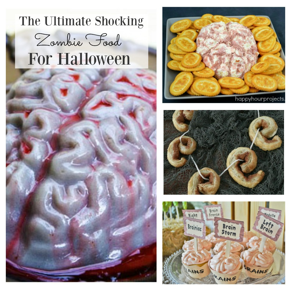 Ultimate Zombie Food