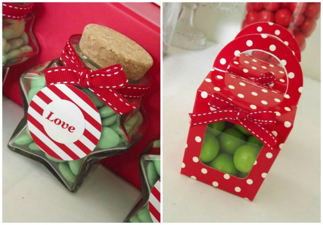 Christmas Favors