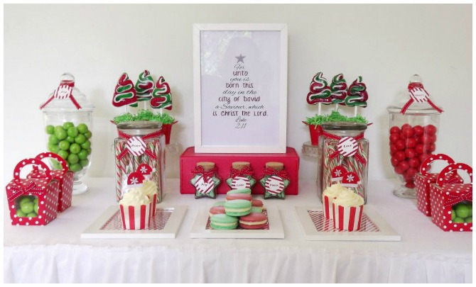Easy Kids Christmas Party