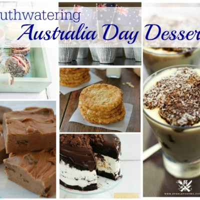 Mouthwatering Australia Day Desserts