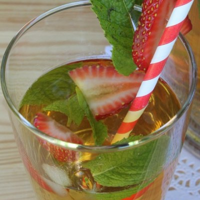 How To Make Iced Green Tea The Easy Way