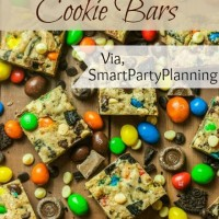 Delicious Chocolate Cookie Bars