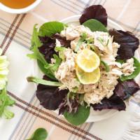 Healthy Tuna Salad I Smart Party Planning