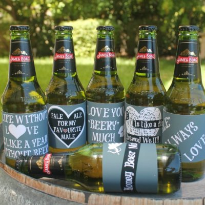 The Best Beer Labels For Valentine's Day