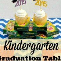 Kindergarten Graduation Table