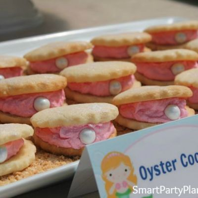 How To Make Oyster Cookies
