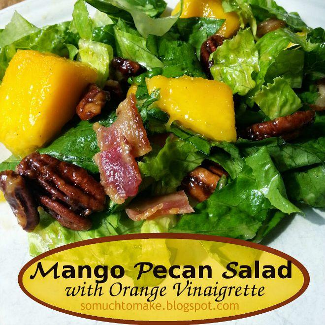 mango pecan salad