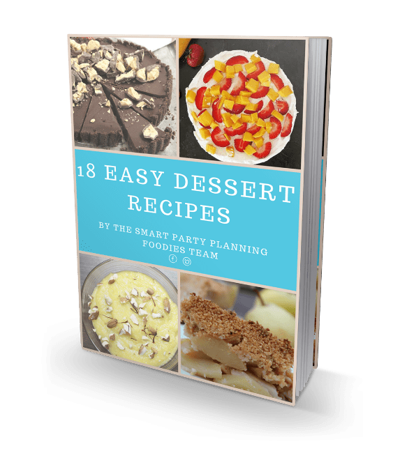 18 Easy Dessert Recipes