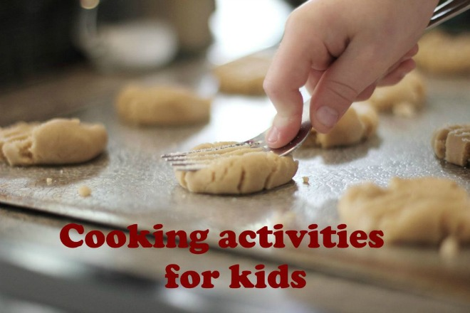 Cooking Activities for kids