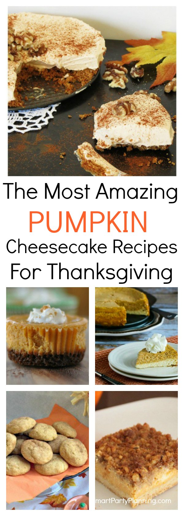 The Most Amazing Pumpkin Cheesecake Recipes
