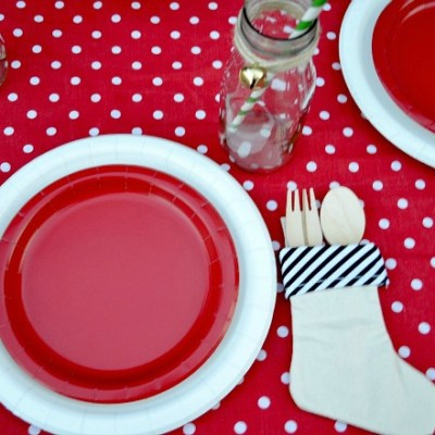Tips For Setting Your Christmas Tablescape