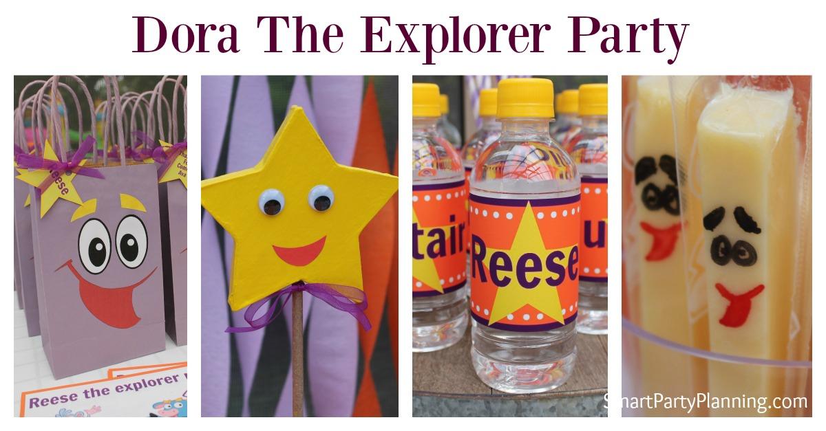 Dora The Explorer Party FB