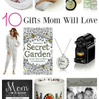 Are you looking for a gift for mom for mother's day or her birthday? Giving mom a gift she will love could be easier than you think. Perhaps some subtle hints need to be left around the house for gifts for yourself? Print out and circle the items you like, and leave somewhere convenient in the home for all to see. Organizing a gift could be easier than you think.