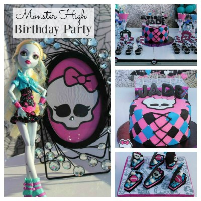 A Monster High Theme Party That Will Impress