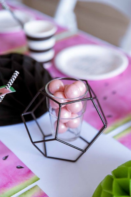 Pink pearl balls