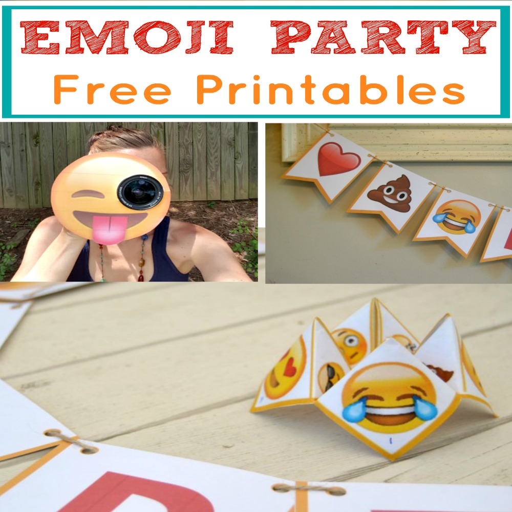 Emoji Party Package