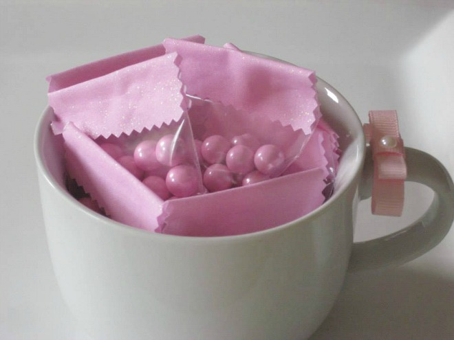 Sixlets in a cup