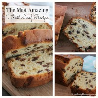 Amazing Fruit Loaf Recipe