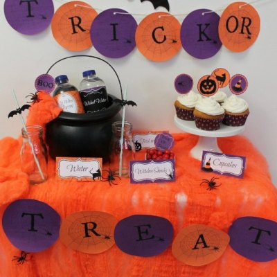 The Best Halloween Printables For A Spooktacular Party