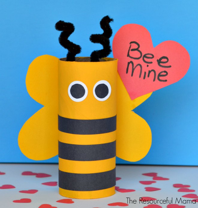 Bee Mine Valentines day