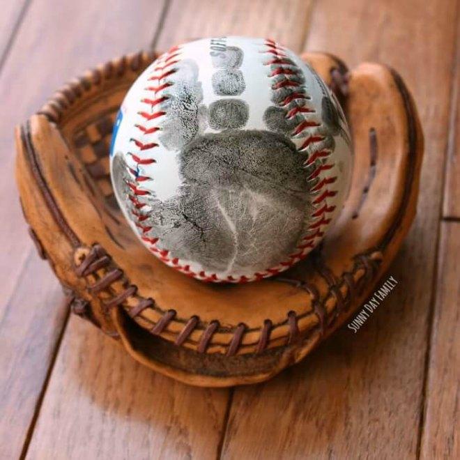 handprint baseball