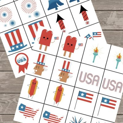 Printable Memory Game That Preschoolers Will Love