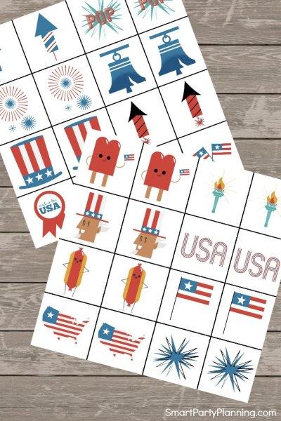 Printable Memory Game That Preschoolers Will Love