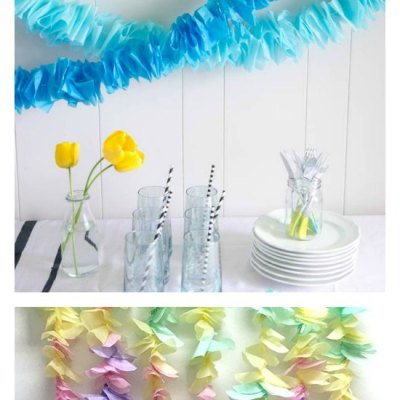 How To Make Amazing Tissue Paper Decorations