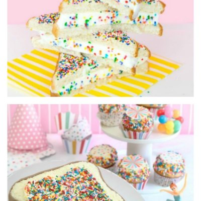 11 Amazing Fairy Bread Ideas You Need In Your Life