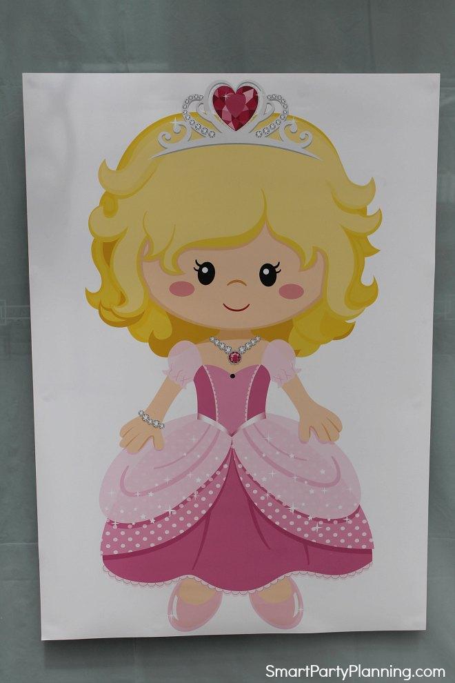 Pink Princess Game
