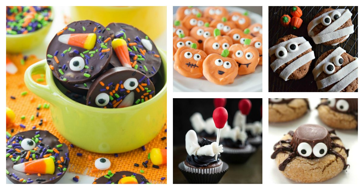 18 Spooky Halloween Chocolate Treats