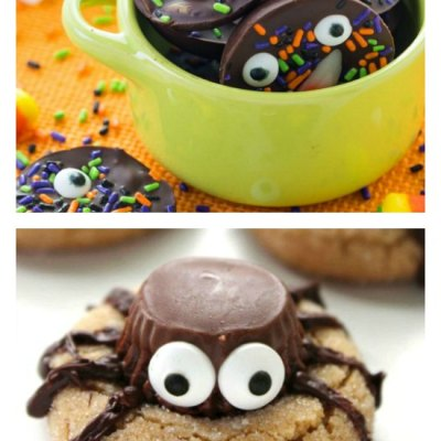 18 of the Best Halloween Chocolate Treats of all Time