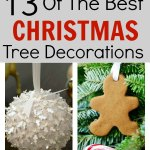 "13 of the best Christmas Tree Decorations"" width='""600""' height='""1680""' data-pin-description=""Why not try your hand at a bit of DIY and create your own Christmas tree decorations this year. This selection is all easy and fun to make, they and are great for kids to get involved in. They will make a fantastic holiday activity which you can enjoy year after year. With different themes to try, there is something that everyone will love."