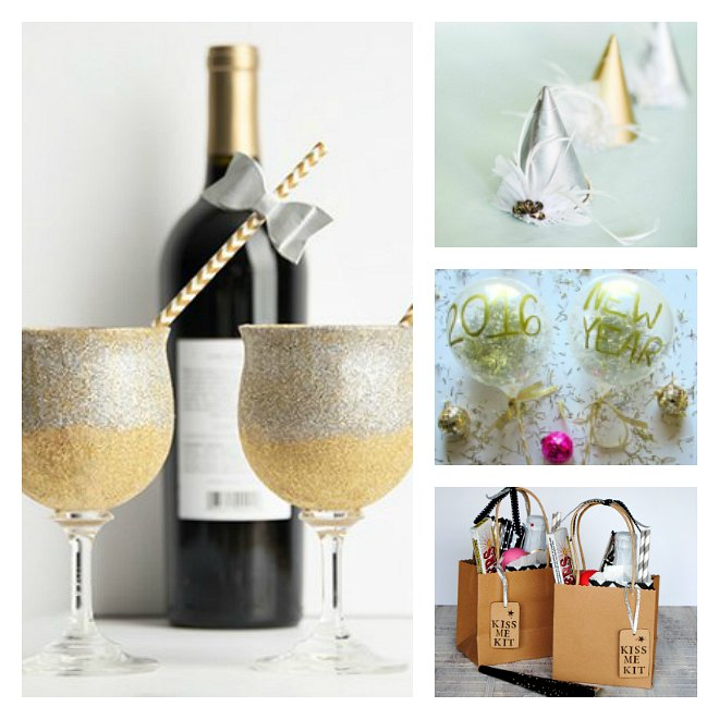 Last Minute Homemade New Years Eve Decorations You'll Love