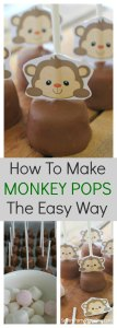How to make monkey pops